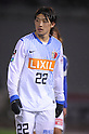Daigo Nishi (Antlers), MARCH 31, 2012 - Football / Soccer : 2012 J.LEAGUE Division 1 between Yokohama F Marinos 0-0 Kashima Antlers at NISSAN Stadium, Kanagawa, Japan.This game was celebrated as a 20th Anniversary Match involving two of the original teams that featured when the J.League launched. Traditionally one of the favourites, Kashima have not scored yet in their first 4 games of the season. (Photo by Atsushi Tomura /AFLO SPORT) [1035]