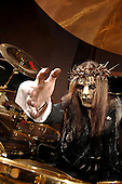 JOEY JORDISON (SLIPKNOT DRUM KIT SESSION)