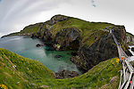 A view from Carickarede Island in Ballintoy, County Antrim, Northern Ireland on Saturday, June 22nd 2013. (Photo by Brian Garfinkel)