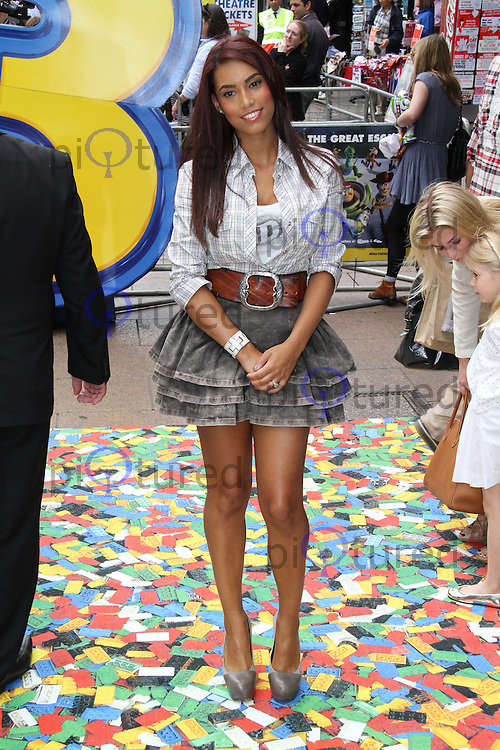 Chantelle Tagoe Toy Story 3 UK Premiere | Celebrity and ...