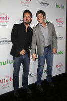 WEST HOLLYWOOD, CA - SEPTEMBER 09: Ike Barinholtz, Ed Weeks attends The Mindy Project 100th Episode Party at E.P. & L.P. on September 9, 2016 in West Hollywood, California. (Credit: Parisa Afsahi/MediaPunch).