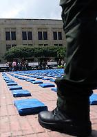 Incautacion 4 toneladas de Marihuana en Cucuta ,5-11-2014
