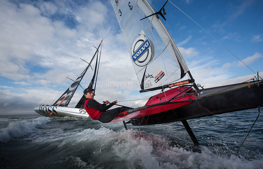 Volvo Sailing Speed Challenge 2013