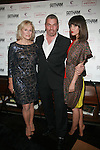 Glenn Close, Jonathan A. Segal and Rose Byrne Attend Rose Byrne and Glenn Close host Gotham magazine cover party at Asellina, presented by Cosmopolitan Las Vegas with Pisco Porton, NY  9/20/11