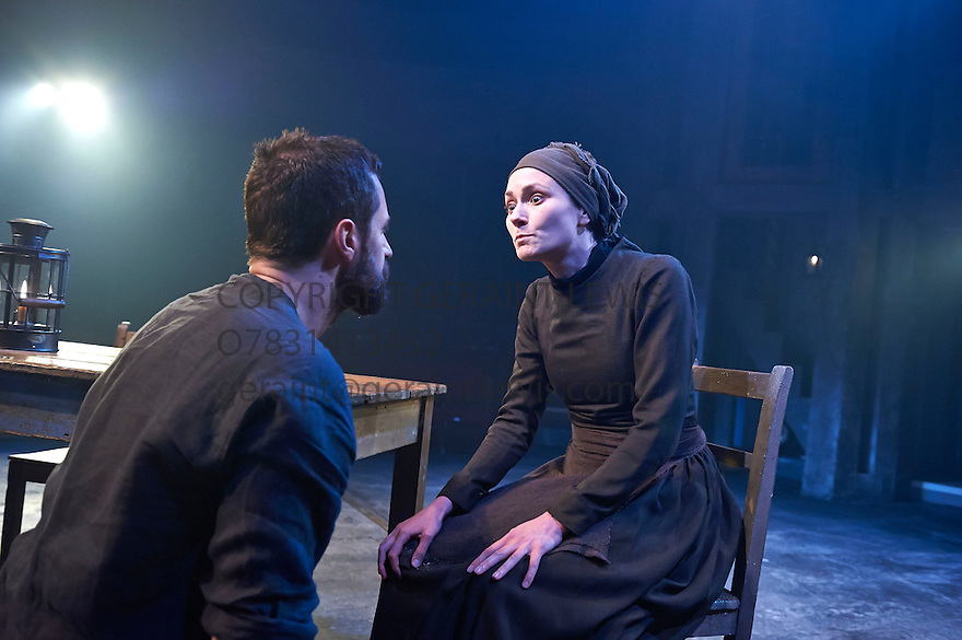 elizabeth proctor s fate in the crucible The second act takes place in the common room of proctor's house eight days later john proctor returns from a day in the fields and greets his wife, elizabeth they.