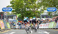 Picture by Alex Whitehead/SWpix.com - 12/05/2017 - Cycling - Tour Series Round 3, Northwich - Matrix Fitness Grand Prix - Brother