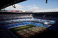 Santiago Berbabeu Stadium