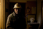 Kendrick Brinson.LUCEO..Kent Stafford, 56, of Rochester, Minnesota, works a 12.5 hour night shift 7 days on and 7 days off on an Ensign Drilling Rig outside of Williston, North Dakota, seen January 2012. He and his colleagues share a mancamp, which is a trailer with two bedrooms and six bunk beds. ..Williston is currently experiencing an influx of people relocating there for the town's third oil boom. ..Model Released: yes.Assigning Editor: Michael Wichita.
