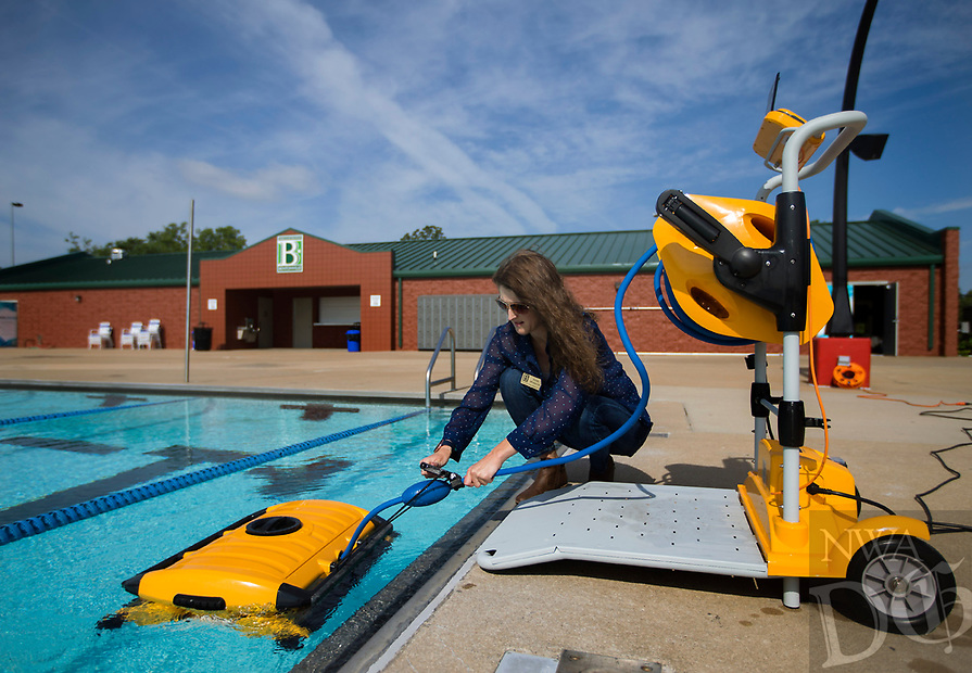 Bc pool opens 5 27 nwa democrat gazette for Bentonville pool