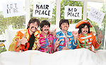 MAY 16 Beatles Let It Be 'Bed In' @ The Savoy