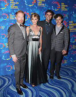 WEST HOLLYWOOD, CA - SEPTEMBER 24:  Jesse Tyler Ferguson, Justin Mikita, Julie Bowen, Nolan Gould attends the Los Angeles LGBT Center's 47th Anniversary Gala Vanguard Awards at Pacific Design Center on September 24, 2016 in West Hollywood, California. (Credit: Parisa Afsahi/MediaPunch).