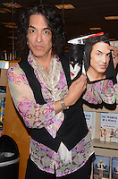 "APR 16 Paul Stanley ""Face the Music: A Life Exposed"" LA booksigning"
