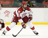 Brendan Rempel (Harvard - 12) - The Harvard University Crimson defeated the visiting Brown University Bears 3-2 on Friday, November 2, 2012, at the Bright Hockey Center in Boston, Massachusetts.