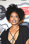 Breanna Chevolleau Attends the 2016 ESSENCE Best in Black Beauty Awards Carnival