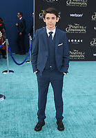 """HOLLYWOOD, CA - May 18: Lewis Mcgowan, At Premiere Of Disney's """"Pirates Of The Caribbean: Dead Men Tell No Tales"""" At Dolby Theatre In California on May 18, 2017. Credit: FS/MediaPunch"""