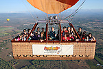 20101004 October 04 Cairns Hot Air Ballooning