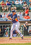22 March 2015: Houston Astros infielder Carlos Correa in Spring Training action against the Pittsburgh Pirates at Osceola County Stadium in Kissimmee, Florida. The Astros defeated the Pirates 14-2 in Grapefruit League play. Mandatory Credit: Ed Wolfstein Photo *** RAW (NEF) Image File Available ***