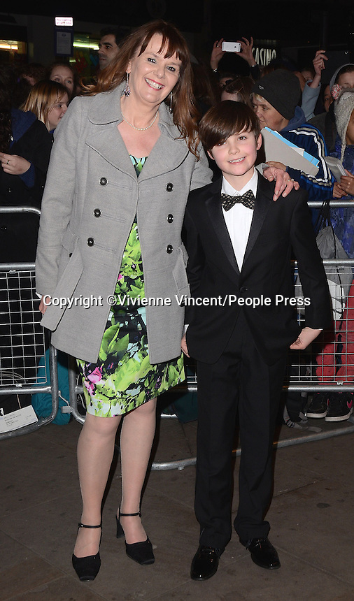 Whatsonstage Theatre Awards at the Prince of Wales Theatre, London on February 15th 2015<br /> <br /> Photo by Vivienne Vincent