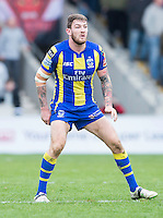 Picture by Allan McKenzie/SWpix.com - 04/03/2017 - Rugby League - Betfred Super League - Salford Red Devils v Warrington Wolves - AJ Bell Stadium, Salford, England - Daryl Clark.