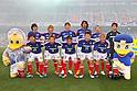 F Yokohama F Marinos Team Group Line-up (F Marinos), .March 17, 2012 - Football / Soccer : .2012 J.LEAGUE Division 1, 2nd Sec .match between Yokohama F Marinos 0-2 Vegalta Sendai .at NISSAN Stadium, Kanagawa, Japan. .(Photo by Daiju Kitamura/AFLO SPORT) [1045]
