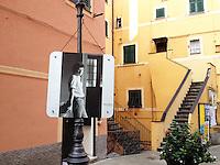 Mostra fotografica di Leonardo Cendamo a Camogli