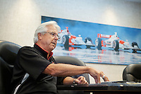 """Lunch with Rick Mears"""