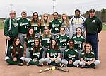 4-13-17, Huron High School varsity softball team