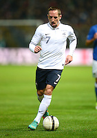 Fussball International  Freundschaftsspiel   14.11.2012 Italien - Frankreich Franck Ribery (Frankreich)