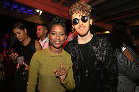 NEW ORLEANS, LOUISIANA - JULY 2, 2016 Dej Loaf & daley at the Essence Festival at The Mercedes Benz Superdome, July 2, 2016 in New Orleans, LA. Photo Credit: Walik Goshorn / Media Punch