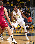 The No. 5 University of Michigan men's basketball team beat IUPUI, 91-54, in the NIT Season Tip-Off opener at Crisler Arena in Ann Arbor, Mich., on November 12, 2012.
