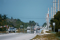 MIRAGE: CARS ON A HOT ROAD<br />