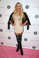 LOS ANGELES, CA - JULY 09: Gigi Gorgeous at the 4th Annual Beautycon Festival Los Angeles at the Los Angeles Convention Center on July 9, 2016 in Los Angeles, California. Credit: David Edwards/MediaPunch