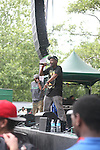 """Corey """"Coremega"""" McKay Performs at Rock Steady Crew 36th Year Anniversary Celebration at Central Park's SummerStage, NY"""