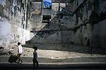 Havana Vieja. Scenes of Cuba.