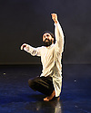 "Salah el Brogy Company presents ""Letting Go"", choreographed, and danced, by Salah el Brogy, as part of the Resolution! festival, 2017, at The Place."