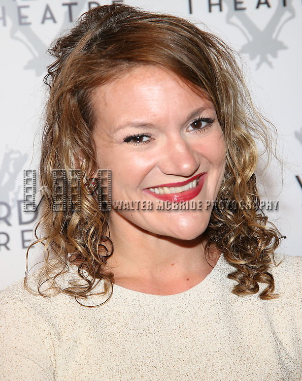 Boo Killebrew attends the cocktail party for the Vineyard Theatre 2016 Gala at the Edison Ballroom on March 14, 2016 in New York City.