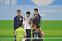 Ryosuke Irie (JPN), AUGUST 14, 2011 - Swimming : The 26th Summer Universiade 2011 Shenzhen Men's 200m Backstroke at Natatorium of Universiade Center, Shenzhen, China. (Photo by AFLO SPORT) [0006]