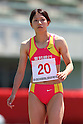 Asami Chiba, .MAY 19, 2012 - Athletics : .The 54th East Japan Industrial Athletics Championship .Women's 200m .at Kumagaya Sports Culture Park Athletics Stadium, Saitama, Japan. .(Photo by YUTAKA/AFLO SPORT) [1040]