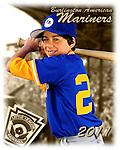 2011 Burlington American Mariners