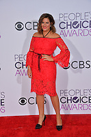 Deborah Baker Jr. at the 2017 People's Choice Awards at The Microsoft Theatre, L.A. Live, Los Angeles, USA 18th January  2017<br /> Picture: Paul Smith/Featureflash/SilverHub 0208 004 5359 sales@silverhubmedia.com