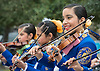 The Burbank Middle School Mariachi Band perfoms at the When I Grow Up fair, March 8, 2014.
