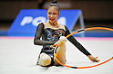 Runa Yamaguchi (JPN) ,..JULY 25, 2011 - Rhythmic Gymnastics : The Control Series Round 4 during The 31th Rhythmic Gymnastics World Championships 2011 Selection at 2nd Yoyogi Gymnasium, Tokyo, Japan. (Photo by Jun Tsukida/AFLO SPORT) [0003]..