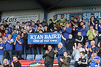 Queen of the South v Linfield IRN-BRU Cup 091016