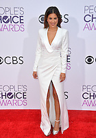 Liz Hernandez at the 2017 People's Choice Awards at The Microsoft Theatre, L.A. Live, Los Angeles, USA 18th January  2017<br /> Picture: Paul Smith/Featureflash/SilverHub 0208 004 5359 sales@silverhubmedia.com