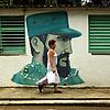 Cuba Trip School teacher, Las Terrazas. Erik Kellar