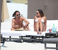 Tamara Ecclestone enjoy Miami Beach vacations