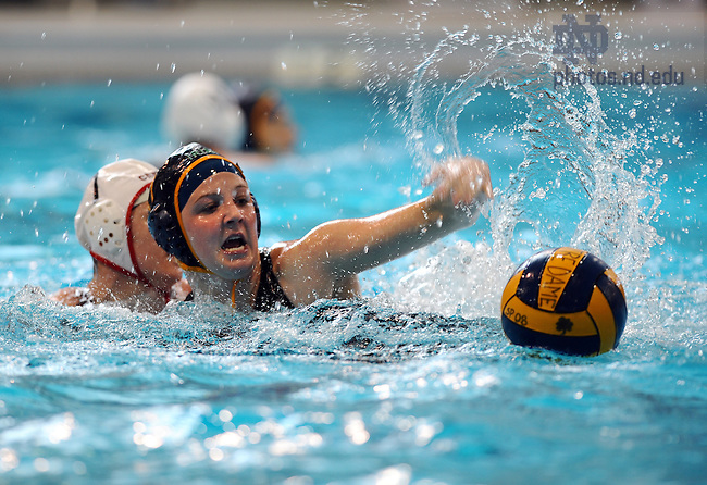 Women's Water Polo in the Rolfs Aquatic Center