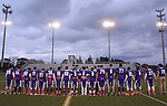 10-18-14, Pioneer vs Huron football
