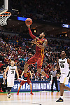 MILWAUKEE, WI - MARCH 18: Iowa State Cyclones guard Monte Morris (11) makes a layup during the second half of the 2017 NCAA Men's Basketball Tournament held at BMO Harris Bradley Center on March 18, 2017 in Milwaukee, Wisconsin. (Photo by Jamie Schwaberow/NCAA Photos via Getty Images)