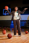 University of North Carolina Wilmington Lady Seahawks basketball coach Cynthia Cooper-Dyke has her name in the Women's NBA Hall of Fame and is a proud Olympic Gold Medalist.